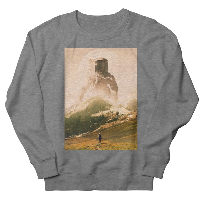 A Visit Men's French Terry Sweatshirt by nicebleed