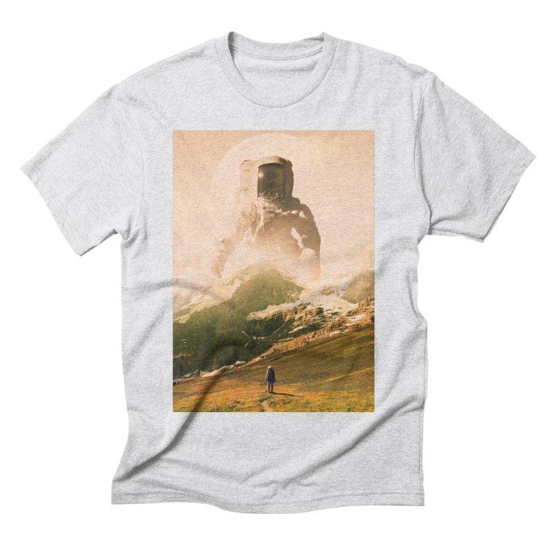 A Visit Men's Triblend T-Shirt by nicebleed