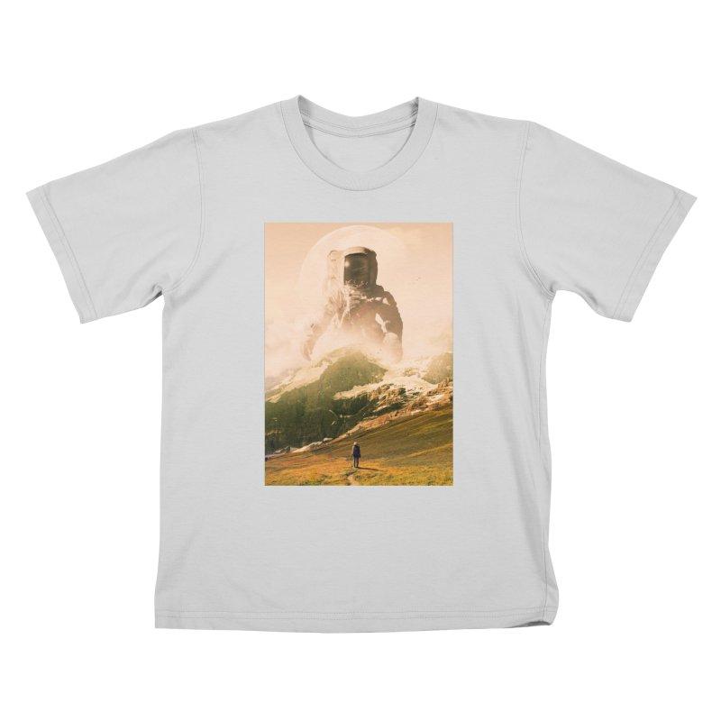 A Visit Kids T-Shirt by nicebleed
