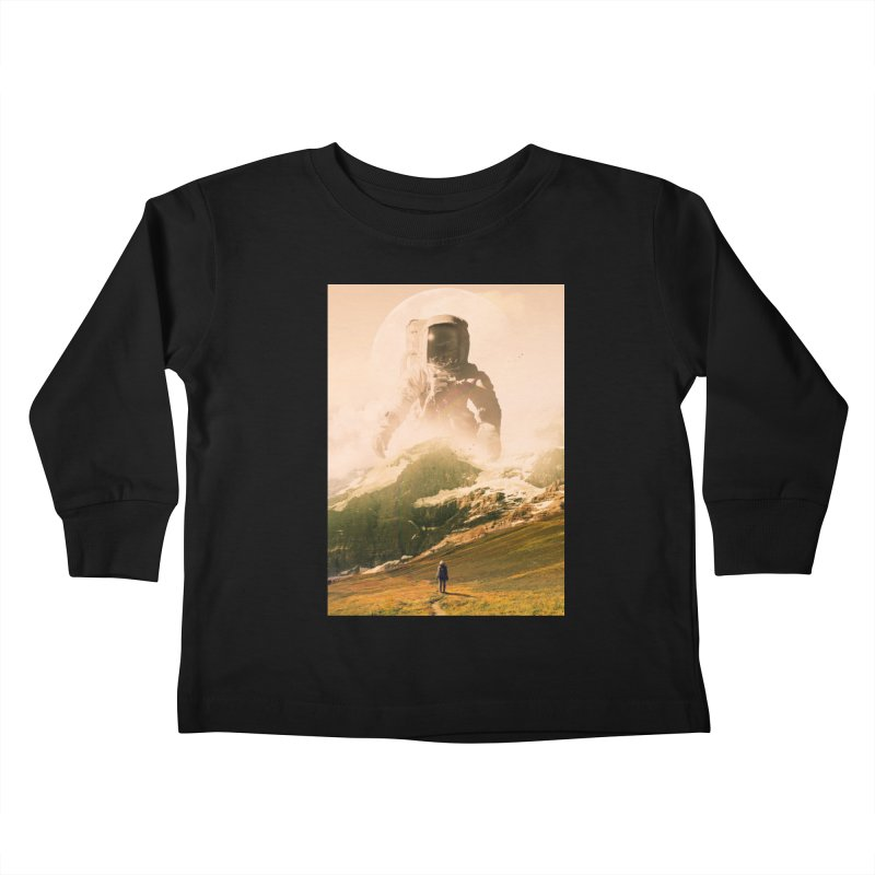 A Visit Kids Toddler Longsleeve T-Shirt by nicebleed
