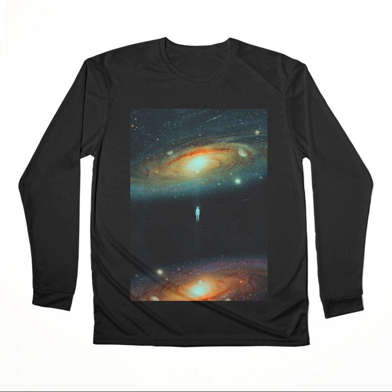 Parallel Universe Women's Performance Unisex Longsleeve T-Shirt by nicebleed