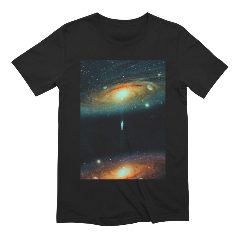 Parallel Universe Men's Extra Soft T-Shirt by nicebleed