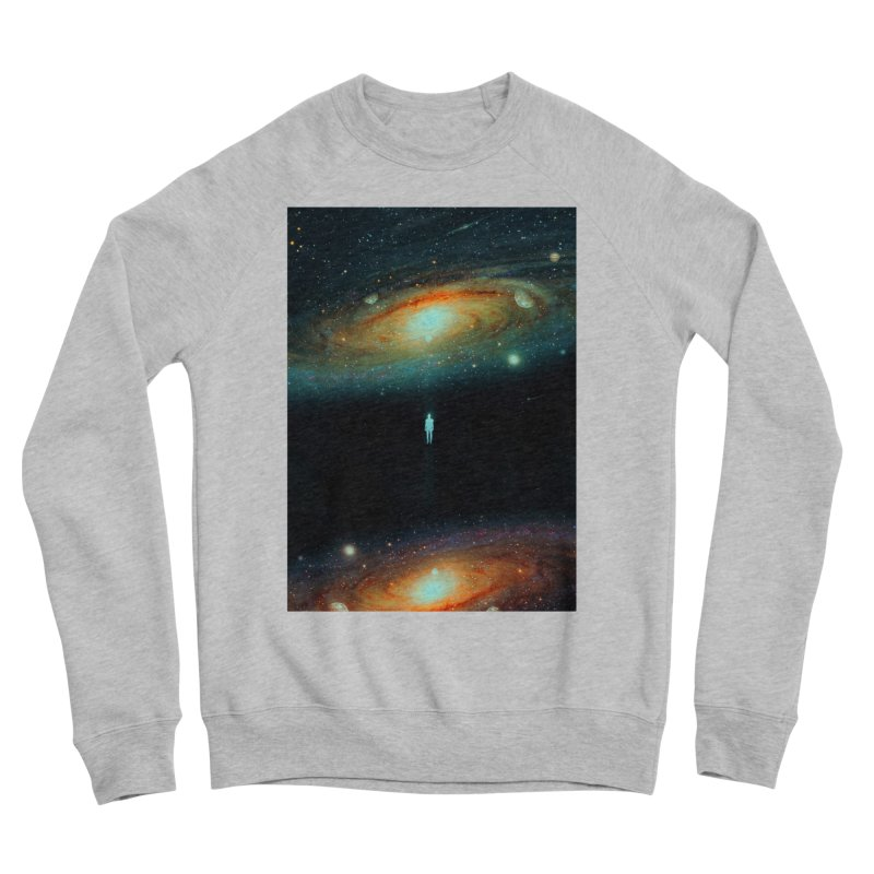 Parallel Universe Women's Sponge Fleece Sweatshirt by nicebleed