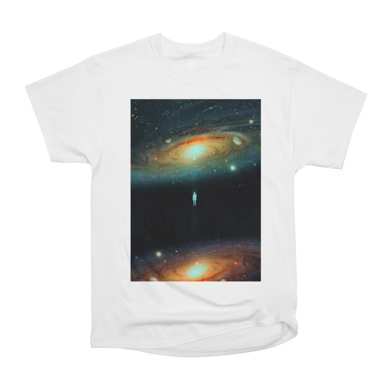 Parallel Universe Women's Heavyweight Unisex T-Shirt by nicebleed