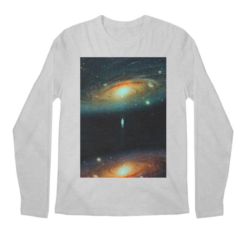 Parallel Universe Men's Regular Longsleeve T-Shirt by nicebleed