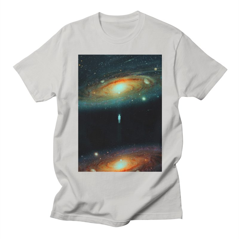 Parallel Universe Men's Regular T-Shirt by nicebleed
