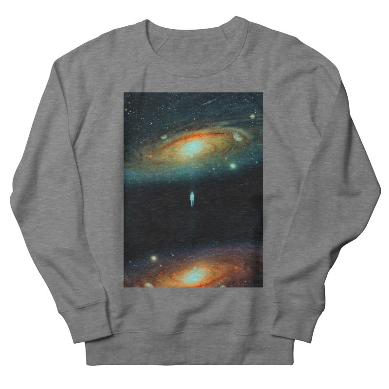 Parallel Universe Men's French Terry Sweatshirt by nicebleed