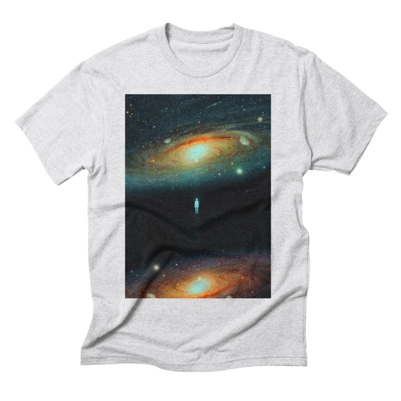 Parallel Universe Men's Triblend T-Shirt by nicebleed