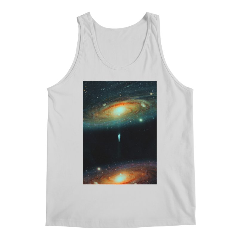 Parallel Universe Men's Regular Tank by nicebleed