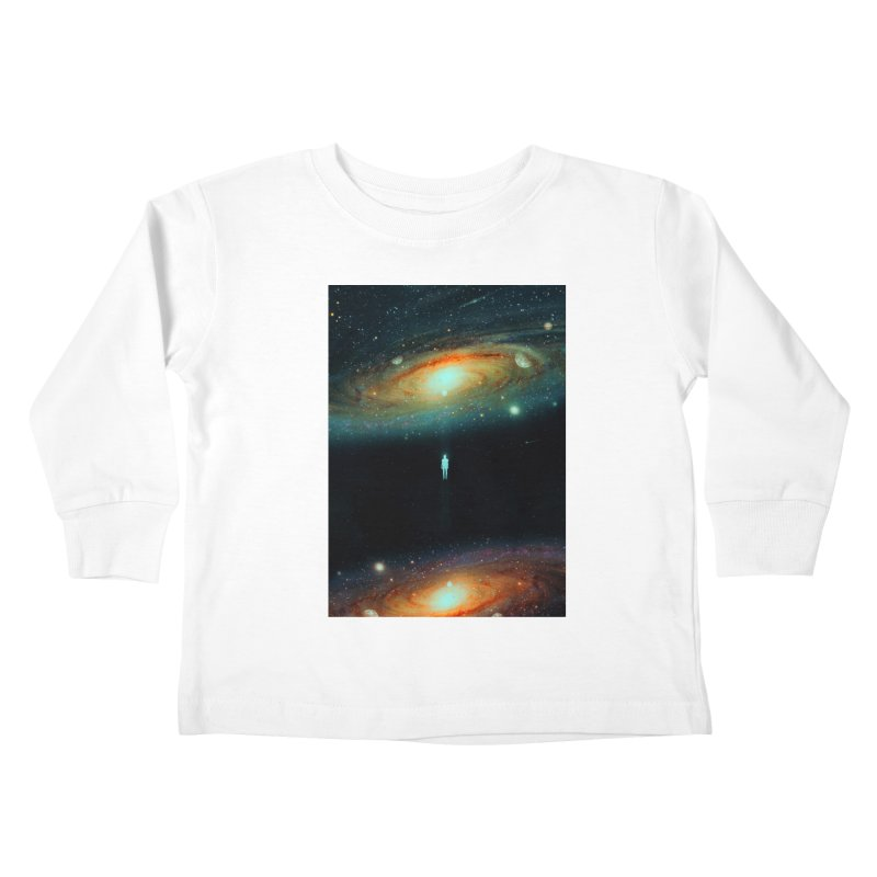 Parallel Universe Kids Toddler Longsleeve T-Shirt by nicebleed