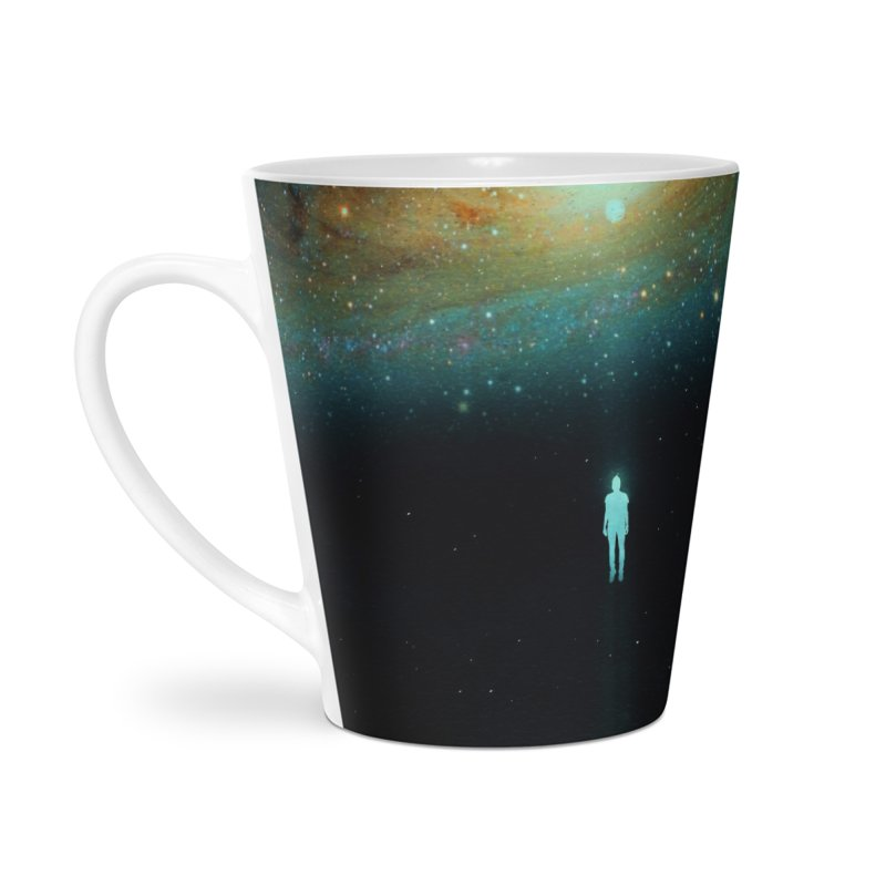 Parallel Universe Accessories Latte Mug by nicebleed