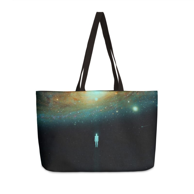 Parallel Universe Accessories Weekender Bag Bag by nicebleed