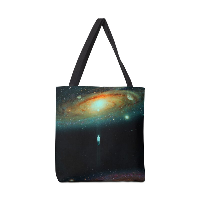 Parallel Universe Accessories Tote Bag Bag by nicebleed