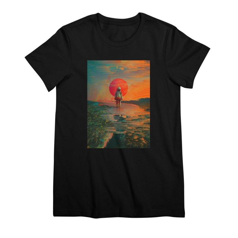 The Blast Women's Premium T-Shirt by nicebleed