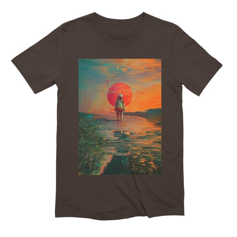 The Blast Men's Extra Soft T-Shirt by nicebleed