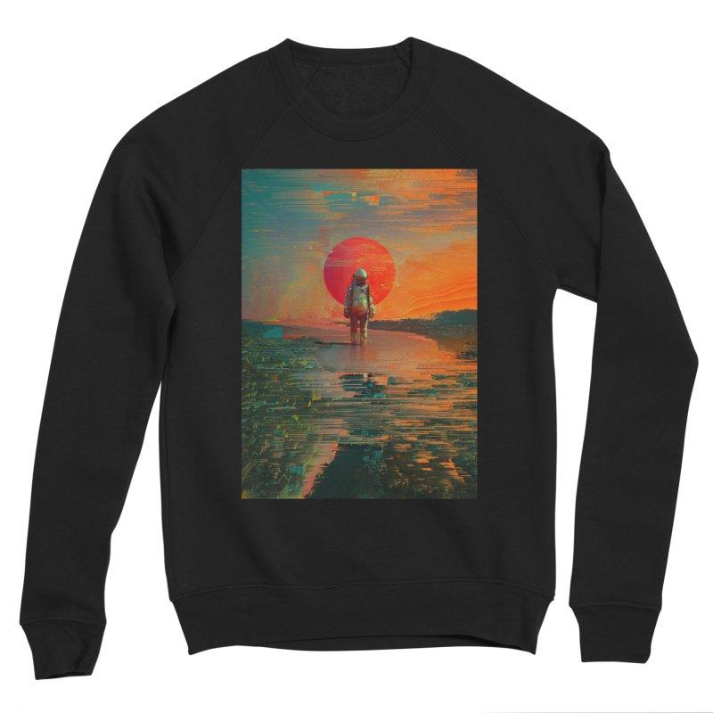 The Blast Women's Sponge Fleece Sweatshirt by nicebleed