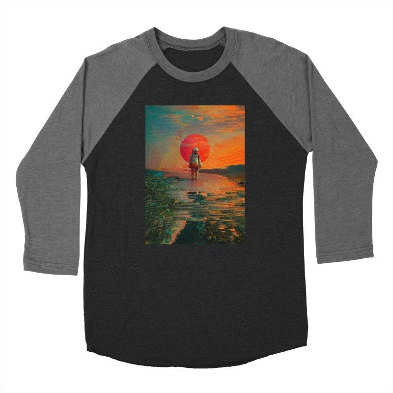 The Blast Women's Baseball Triblend Longsleeve T-Shirt by nicebleed