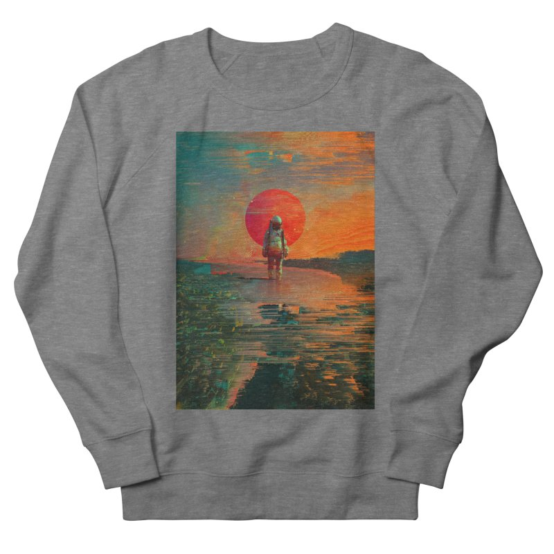 The Blast Men's French Terry Sweatshirt by nicebleed