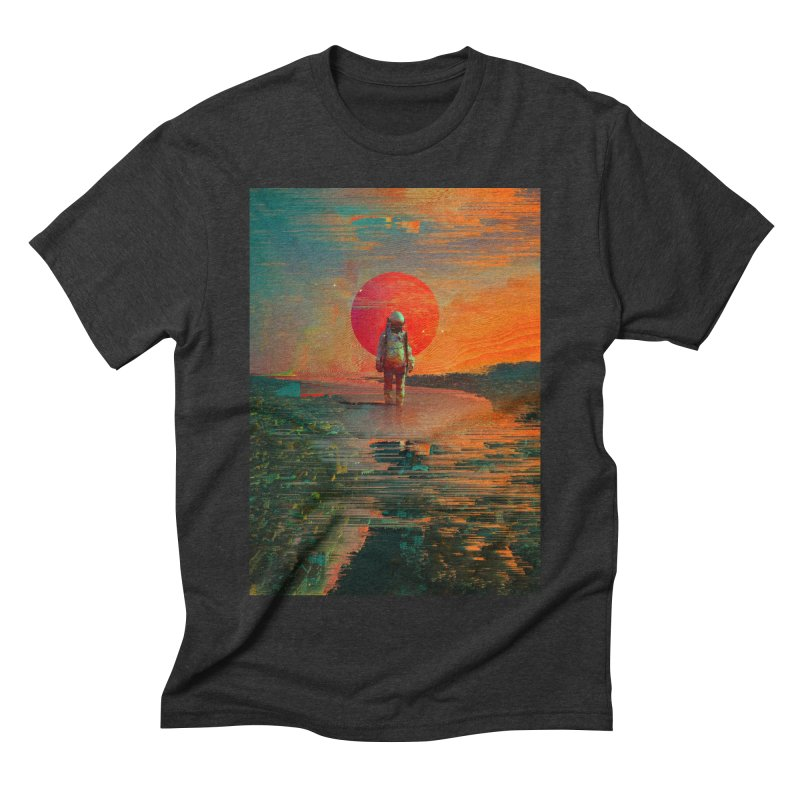 The Blast Men's Triblend T-Shirt by nicebleed