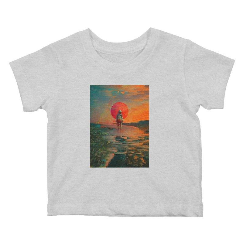 The Blast Kids Baby T-Shirt by nicebleed