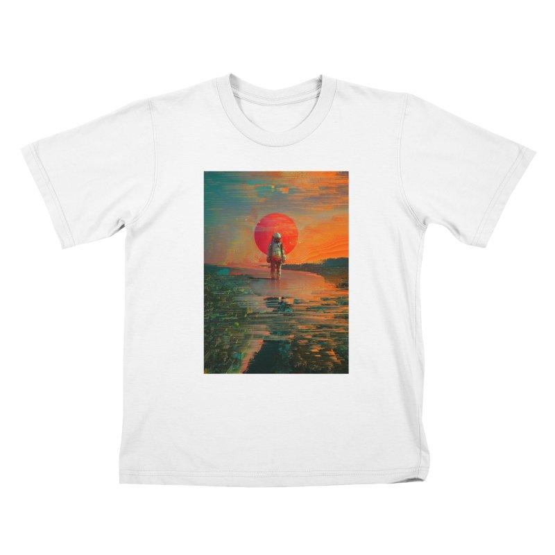 The Blast Kids T-Shirt by nicebleed