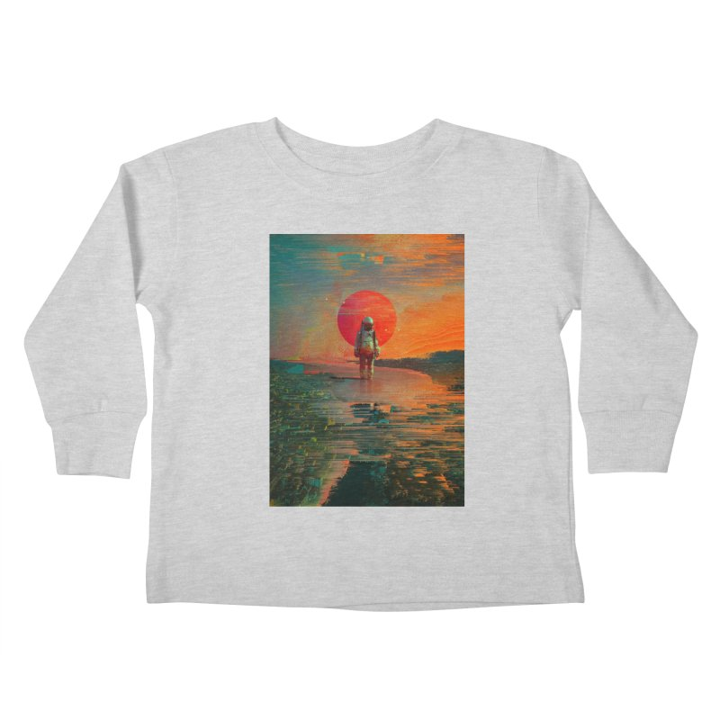 The Blast Kids Toddler Longsleeve T-Shirt by nicebleed