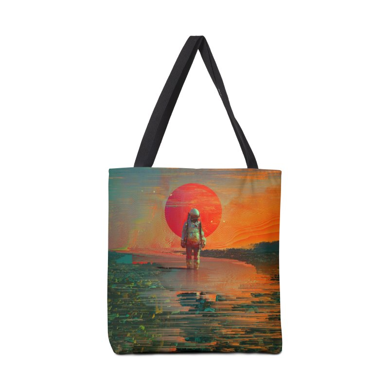 The Blast Accessories Tote Bag Bag by nicebleed