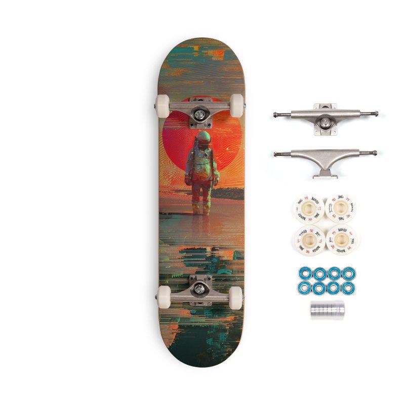The Blast Accessories Complete - Premium Skateboard by nicebleed