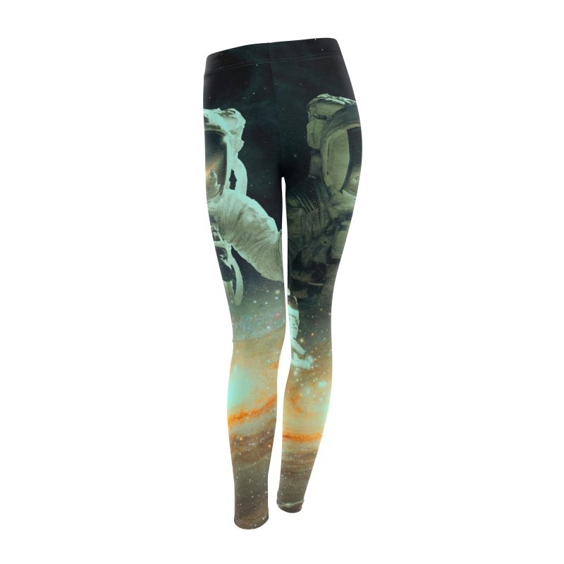 Feeding The Abyss Women's Leggings Bottoms by nicebleed
