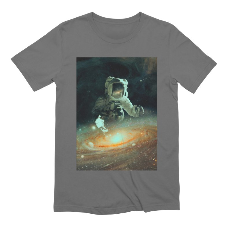 Feeding The Abyss Men's Extra Soft T-Shirt by nicebleed