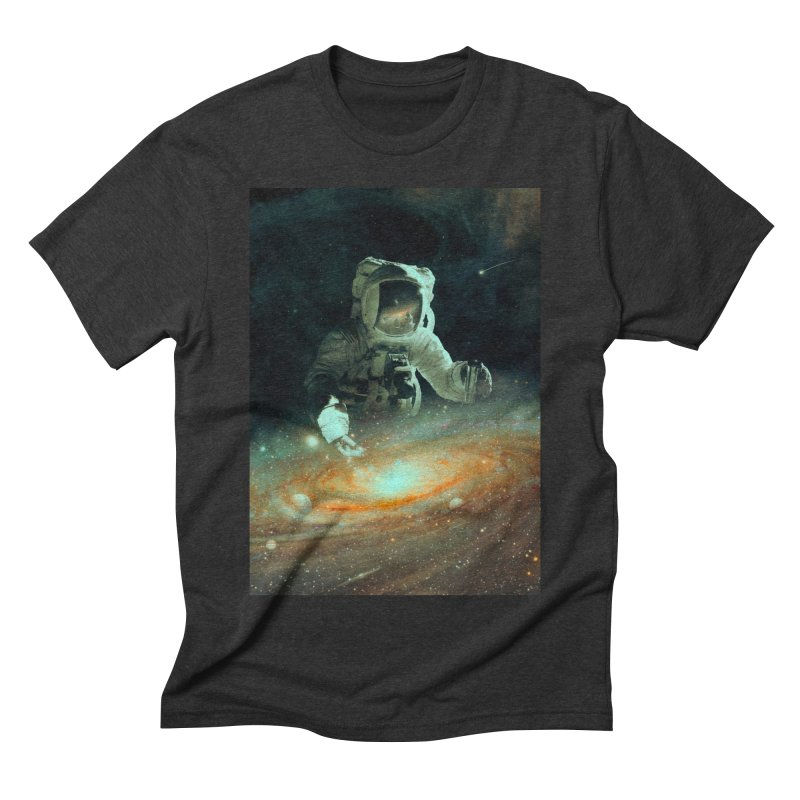 Feeding The Abyss Men's Triblend T-Shirt by nicebleed