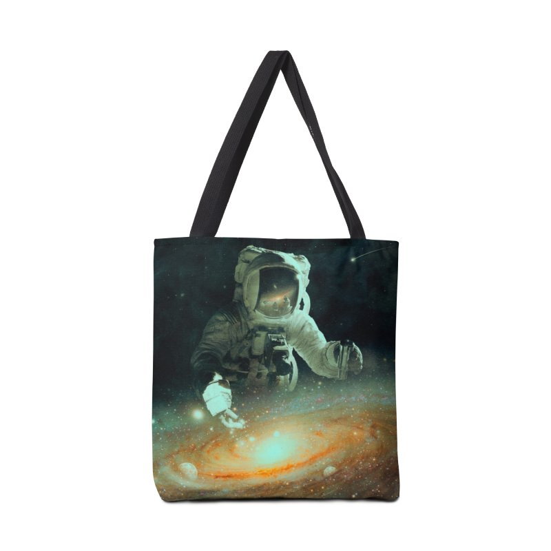 Feeding The Abyss Accessories Tote Bag Bag by nicebleed