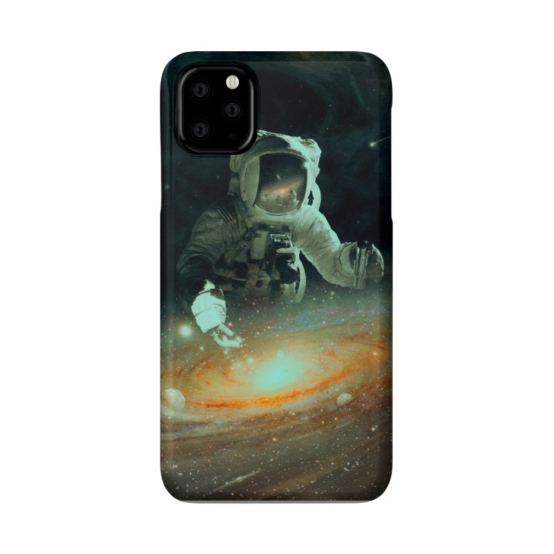 Feeding The Abyss Accessories Phone Case by nicebleed