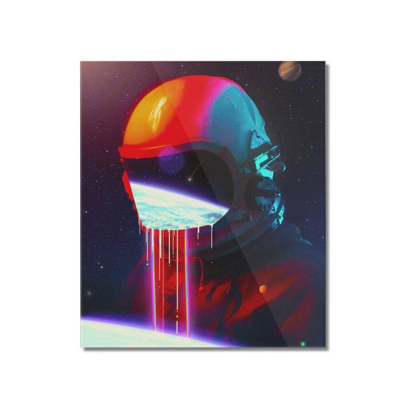 Leak Home Mounted Acrylic Print by nicebleed