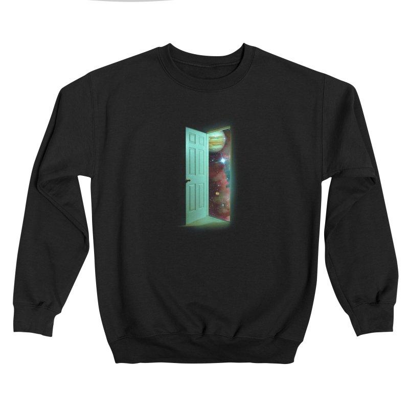 Door Men's Sweatshirt by nicebleed