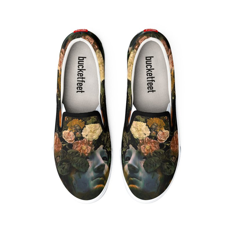 Fractured Memory IV Women's Shoes by nicebleed