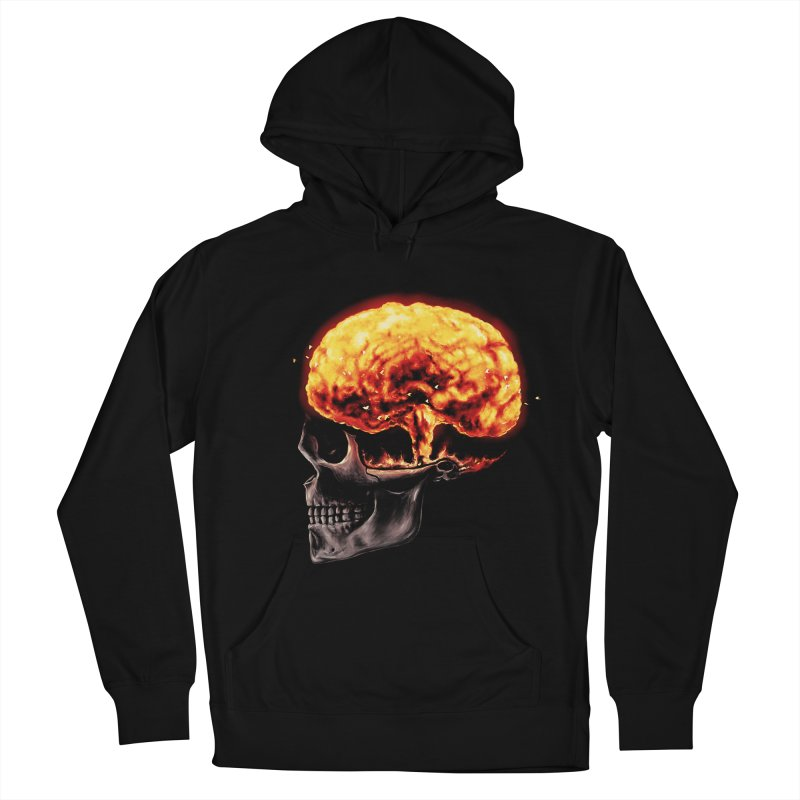 Mind Blown Men's Pullover Hoody by nicebleed