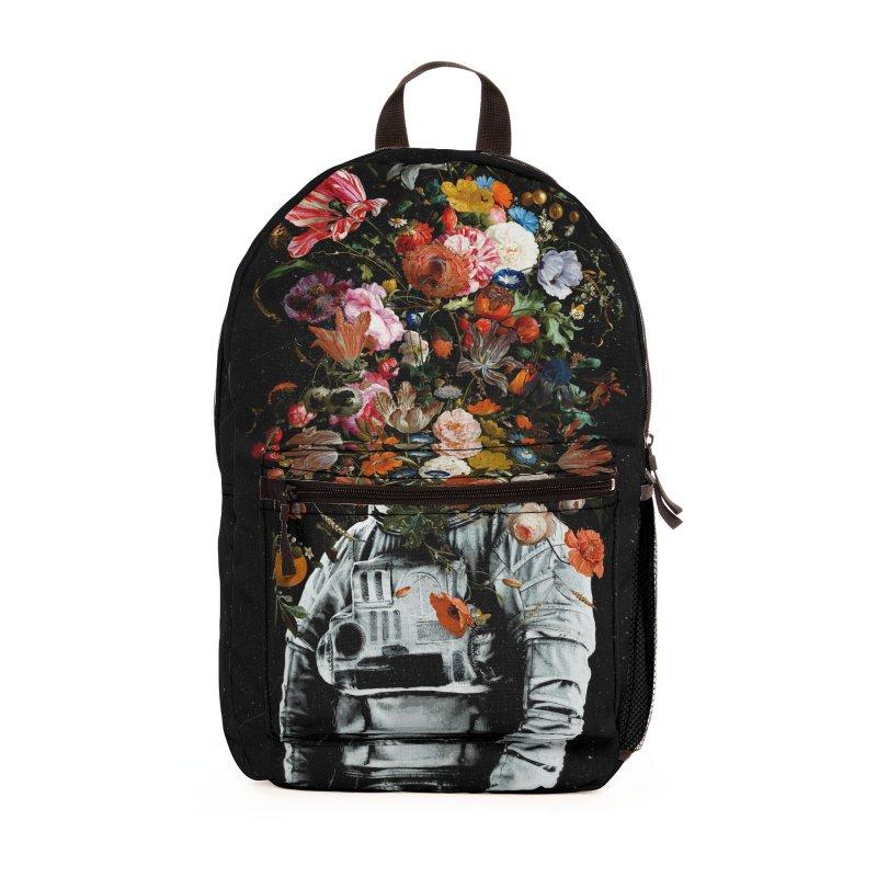 Full Bloom Accessories Bag by nicebleed