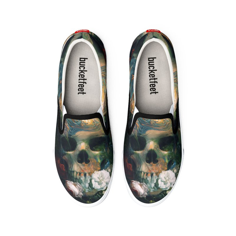 Death Place Men's Shoes by nicebleed