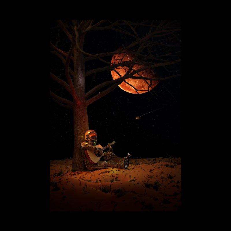 Moonlight Jam Women's Tank by nicebleed