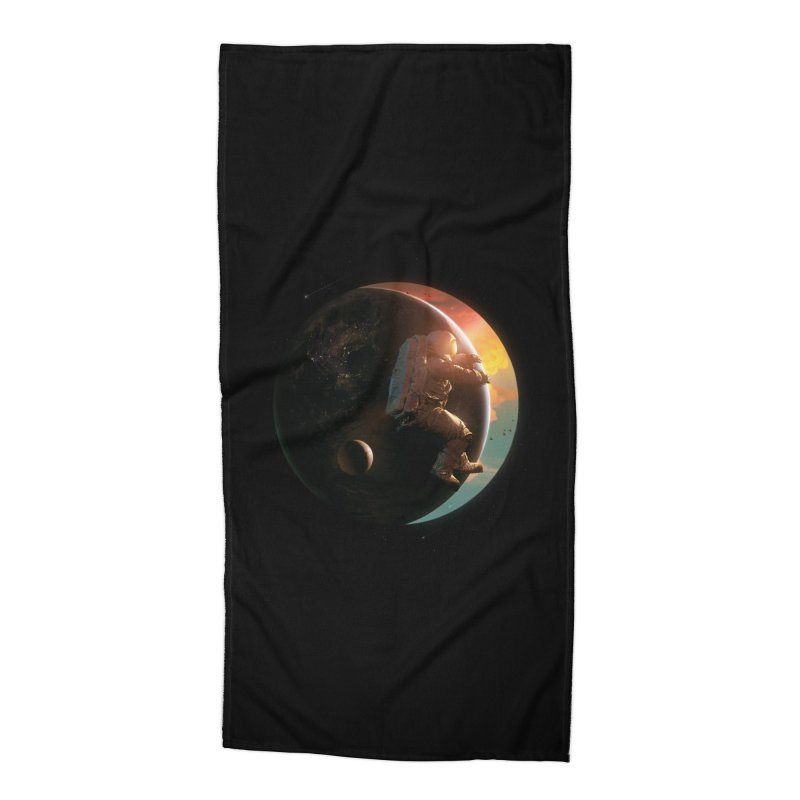 New Day Accessories Beach Towel by nicebleed