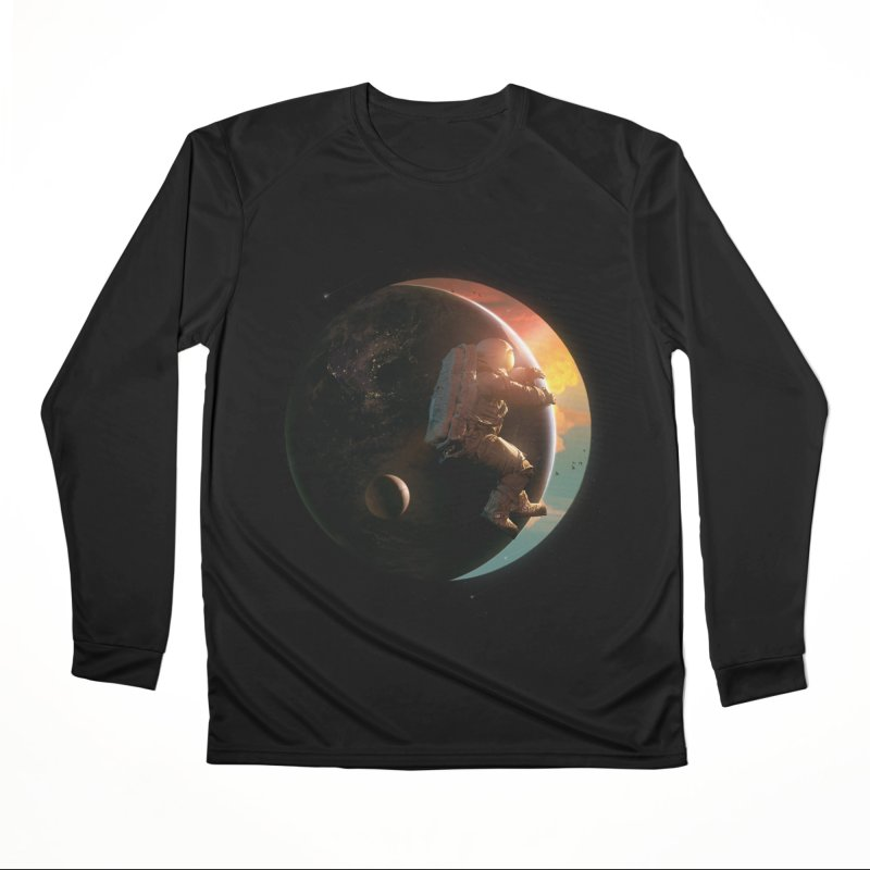 New Day Men's Longsleeve T-Shirt by nicebleed