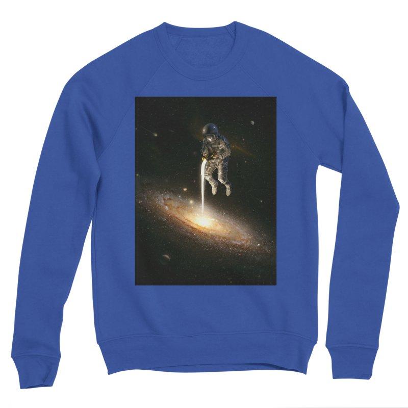 The Milky Way Women's Sweatshirt by nicebleed