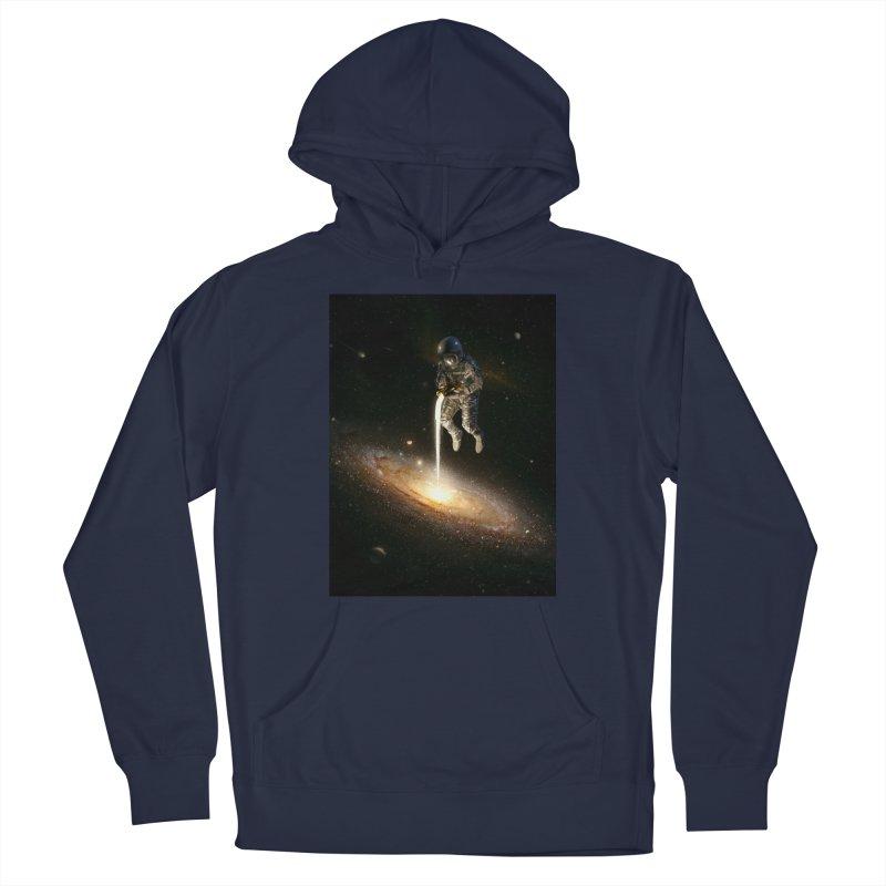 The Milky Way Men's Pullover Hoody by nicebleed