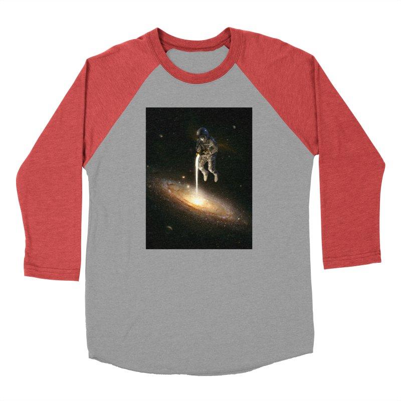 The Milky Way Men's Longsleeve T-Shirt by nicebleed