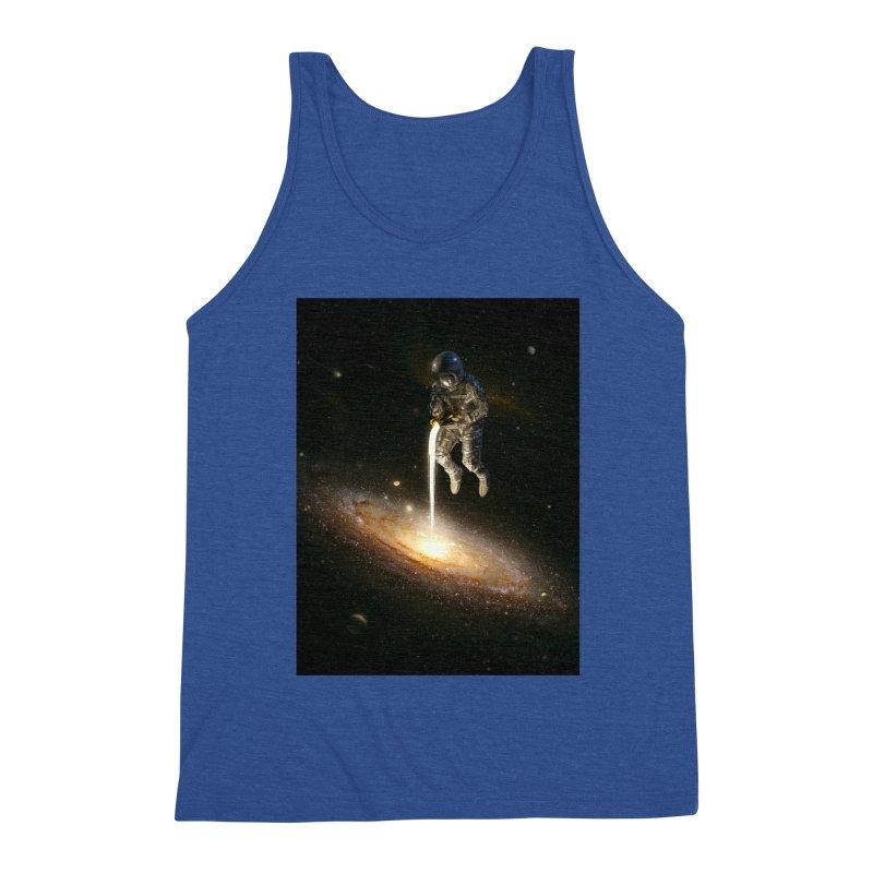 The Milky Way Men's Tank by nicebleed