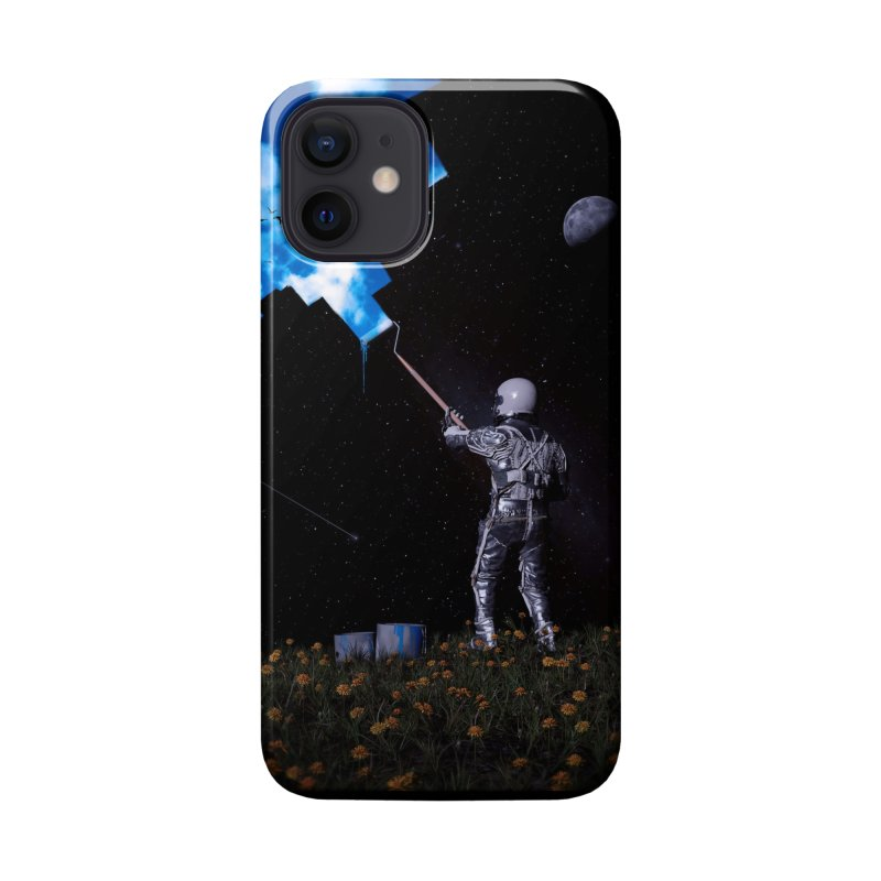 Hello Blue Sky Accessories Phone Case by nicebleed