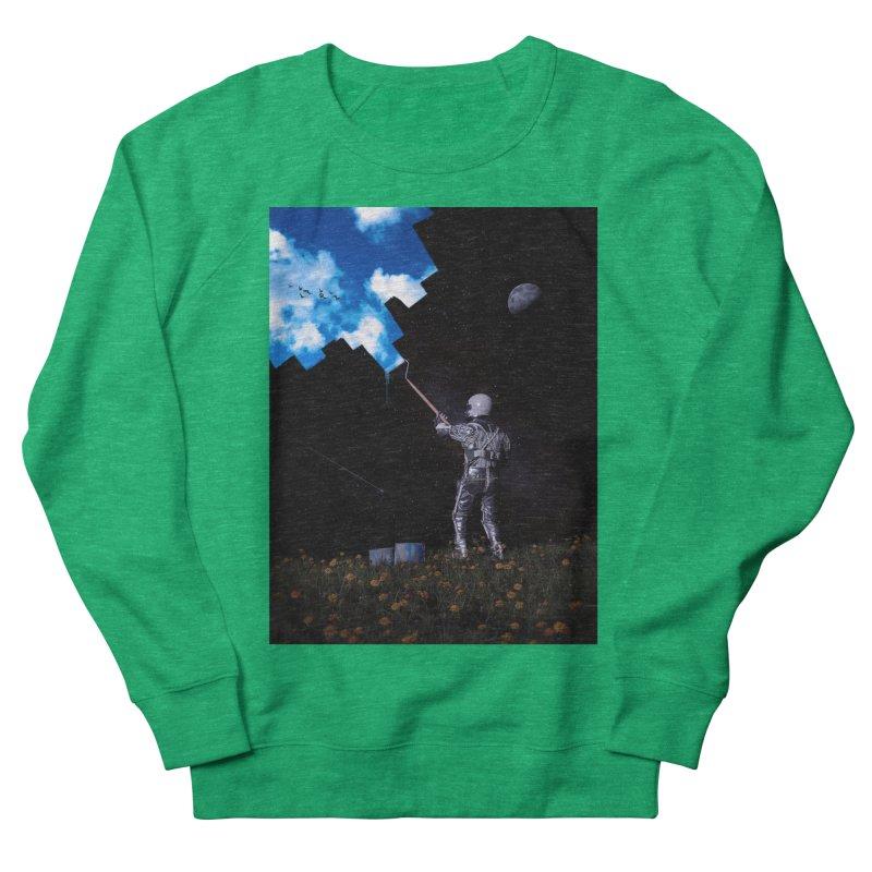 Hello Blue Sky Women's Sweatshirt by nicebleed