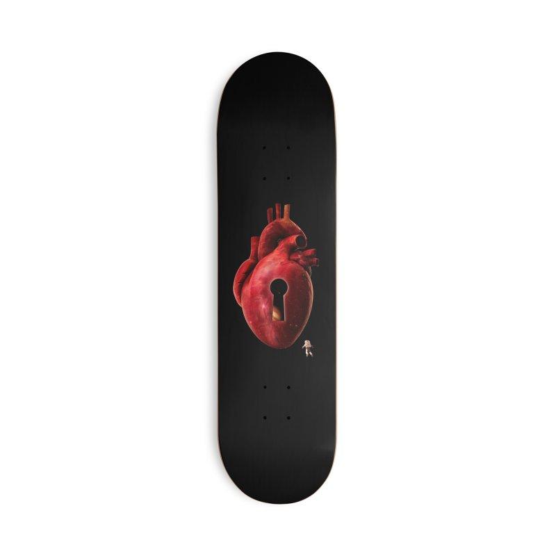 Opening Accessories Skateboard by nicebleed