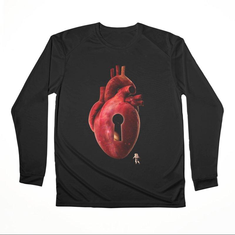 Opening Men's Longsleeve T-Shirt by nicebleed